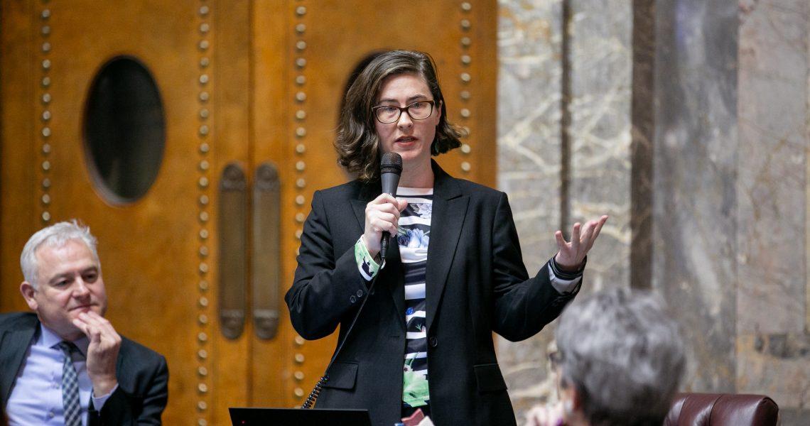 Senate passes Lovelett bill to strengthen care and safety of children