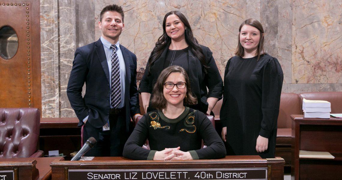 Meet Team Lovelett