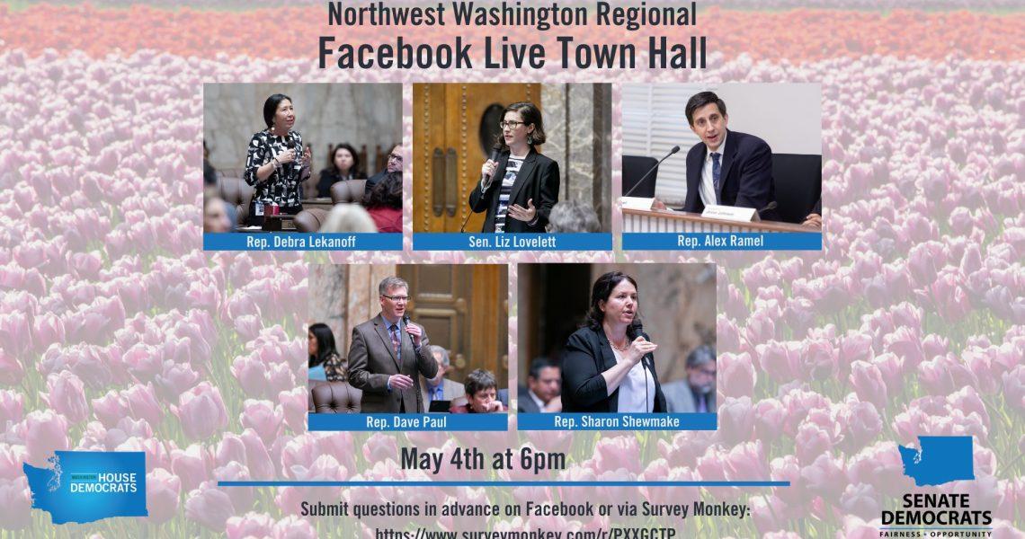 E-News: Upcoming Virtual Town Hall