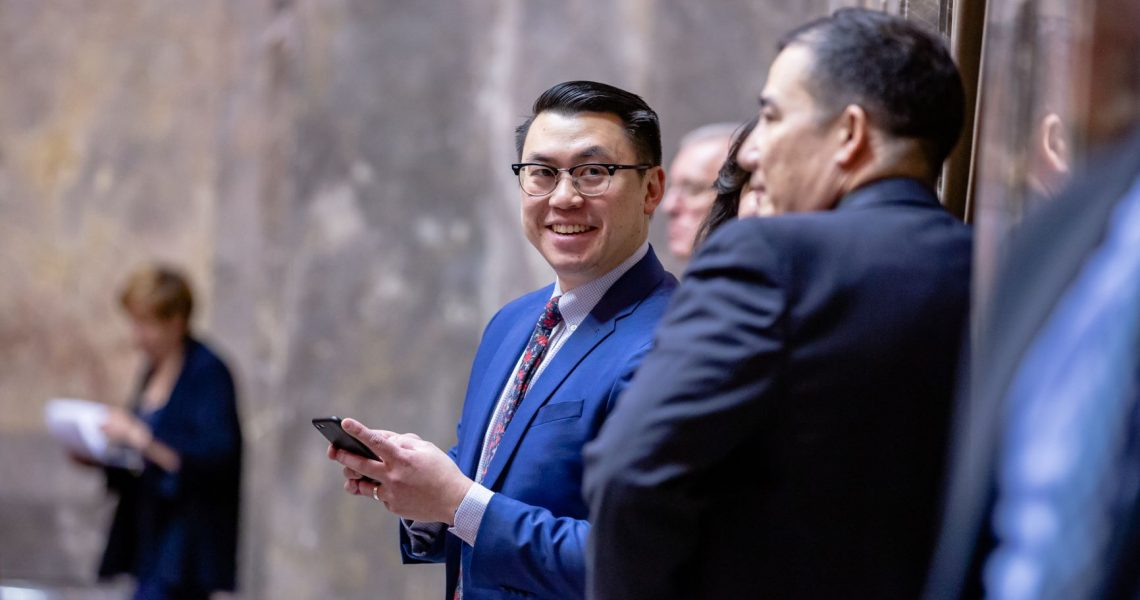 Senate passes Nguyen bill to regulate facial recognition technology