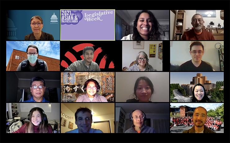 International Examiner: API Legislative Week rallies around Asian-American led Working Families Tax Credit