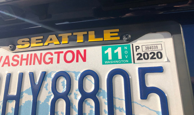 My Northwest: No car tab relief in Washington but workgroup will tackle challenges