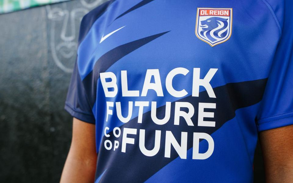 Forbes: OL Reign Debut New Kits, Place Black Women-Led Collective Front And Center