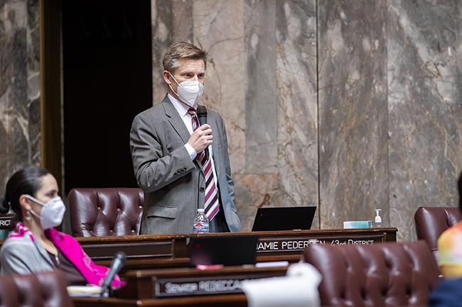 Legislature adjourns; police accountability bills approved