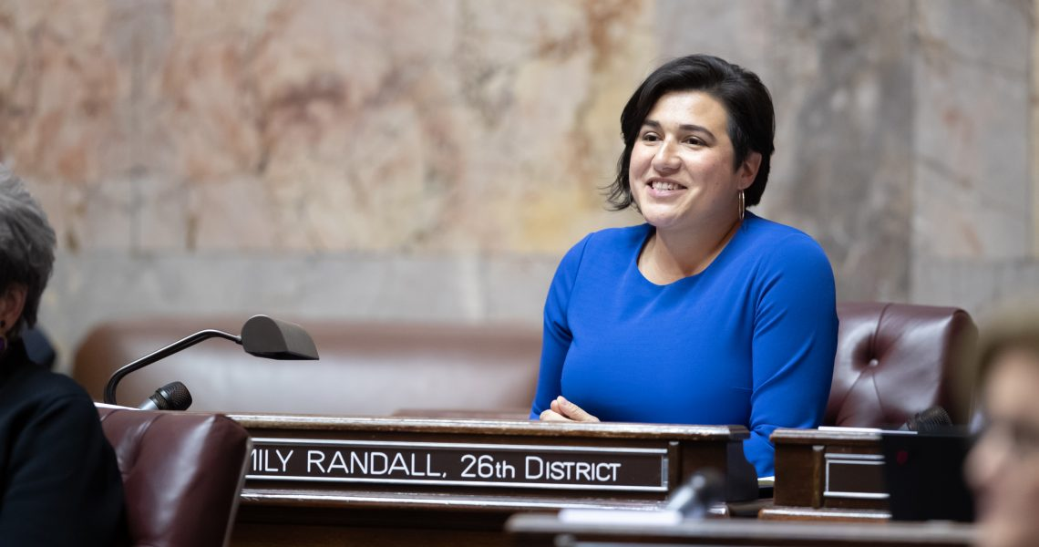 Randall sponsors military benefit zones legislation