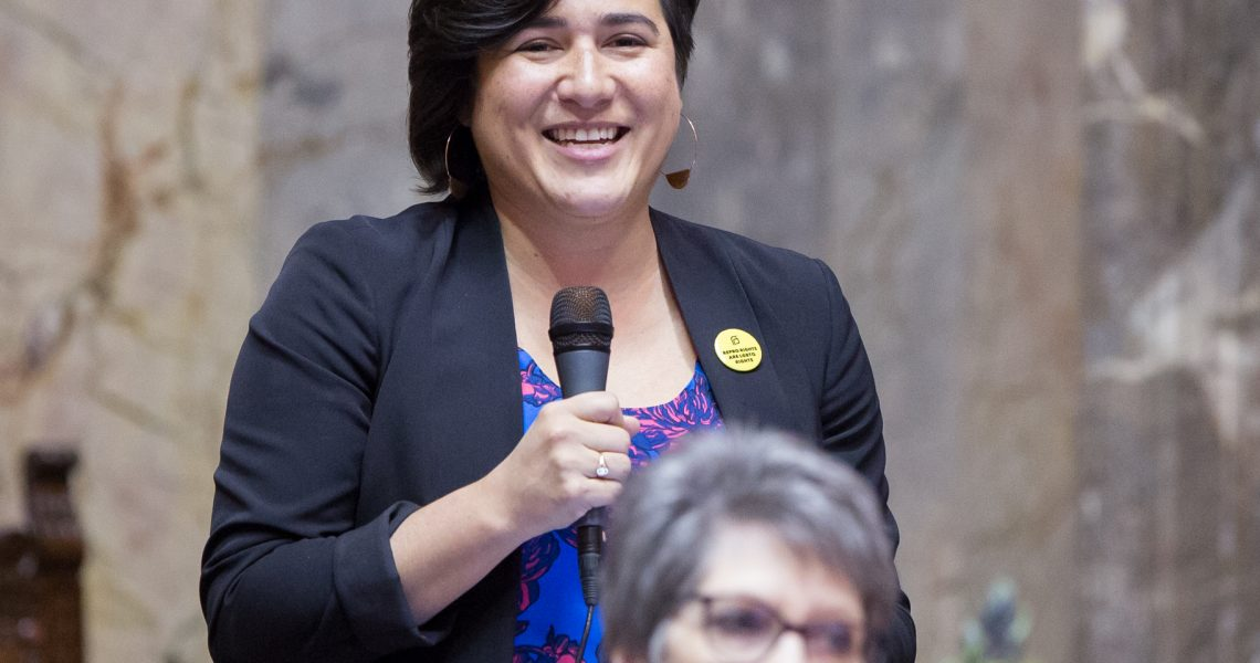Senate passes Randall bill to eliminate barriers to reproductive health care