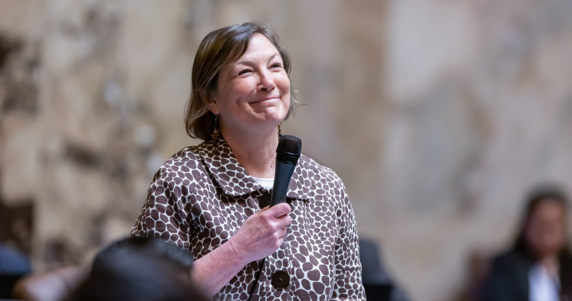 Robinson bill calls for permanent funding for public health