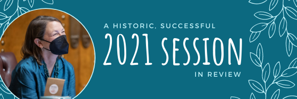 E-news: A historic, successful session - in review