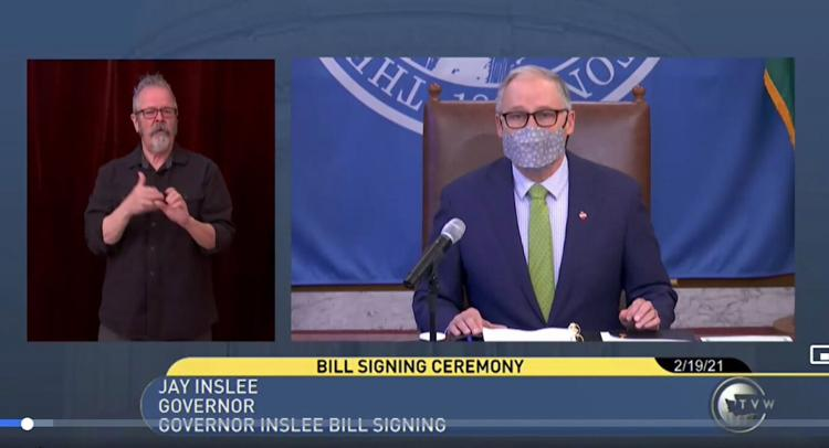 NBC Right Now: Gov. Inslee signs off $2.2 billion COVID-19 relief bill, securing immediate aid for several industries