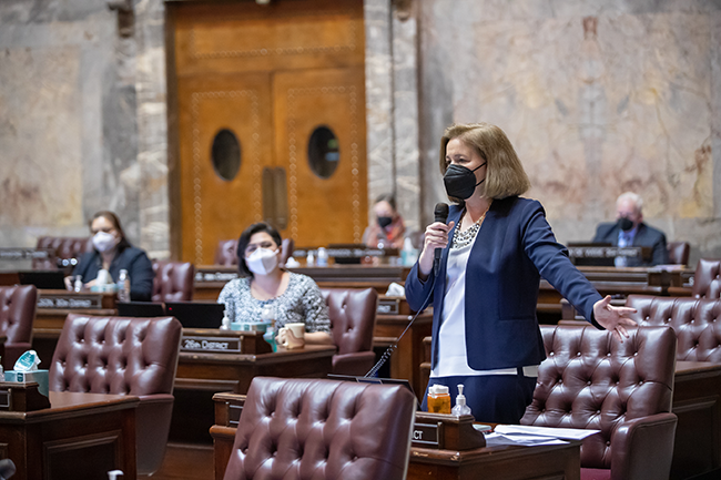 Legislature nears finish line