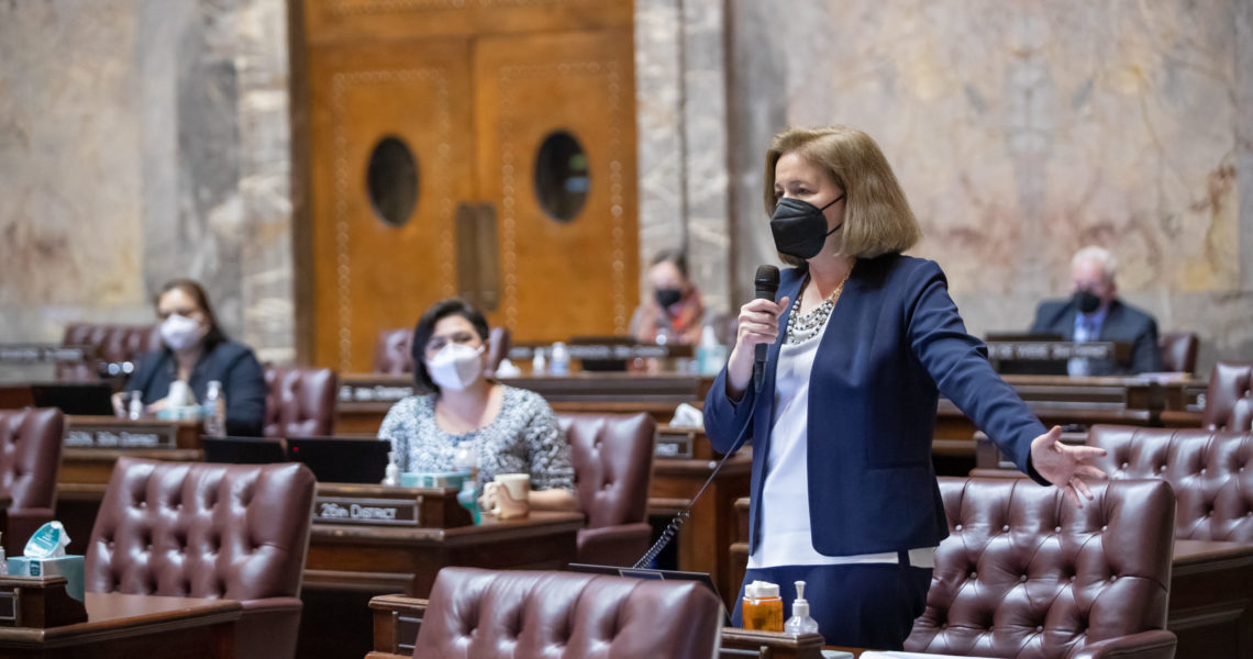 Legislature passes landmark recovery budget to help families, small businesses