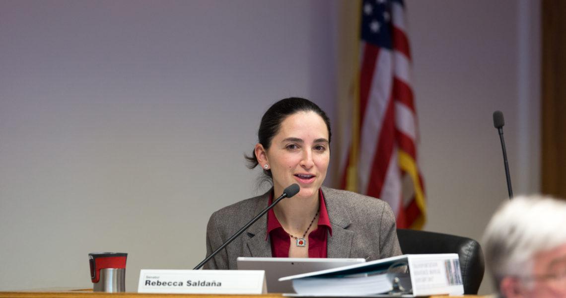 Saldaña co-sponsors 'Ban the Box' legislation