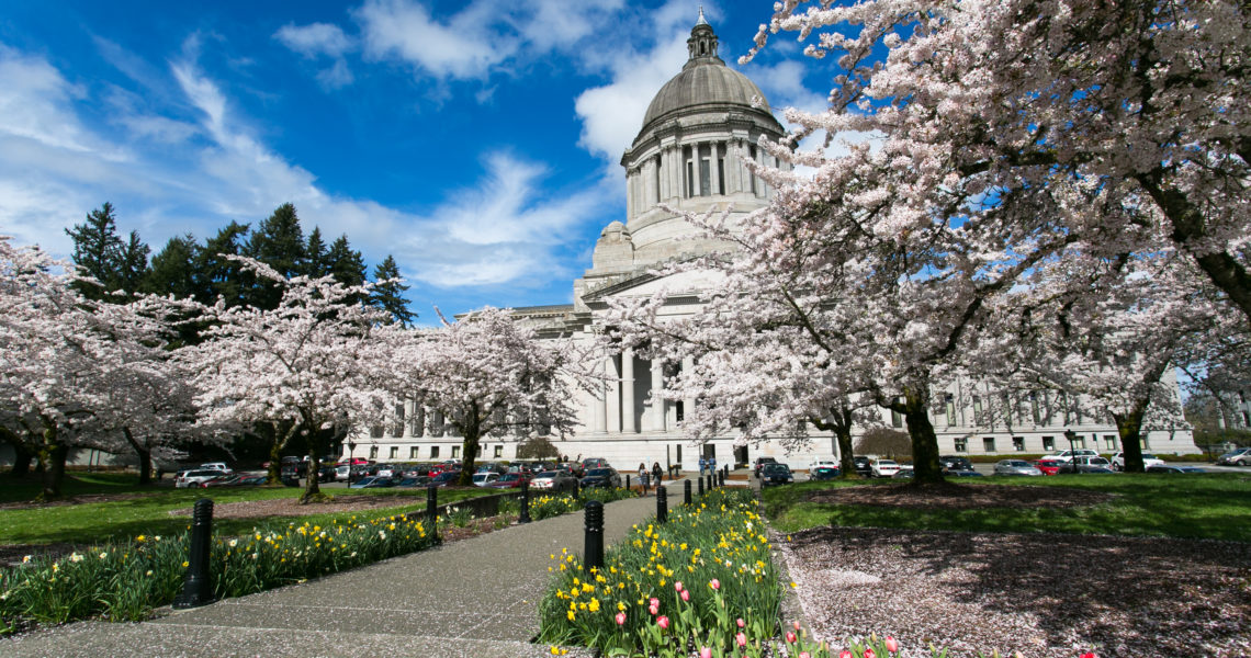 2017 Session Halfway Point Update: Good things happening in Olympia