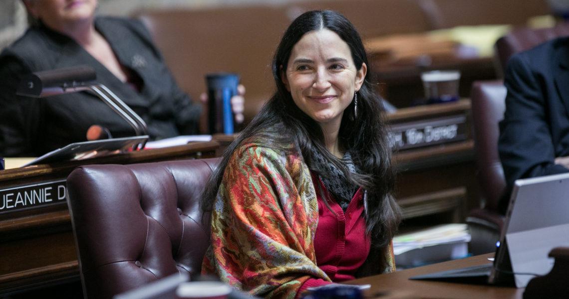 Saldaña, other women legislators celebrate Int'l Women's Day