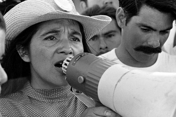Saldaña bill honors civil rights activist Dolores Huerta
