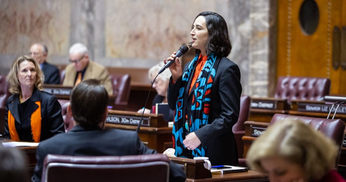 Senate unanimously passes legislation to help human trafficking victims
