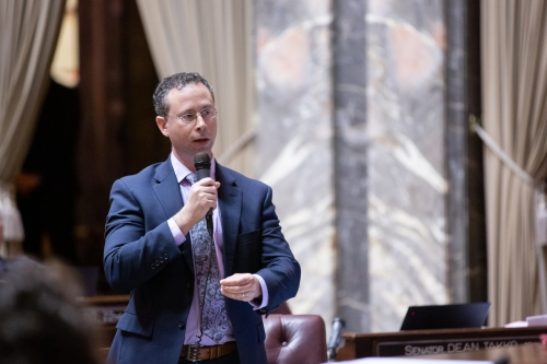 House approves Salomon bill prohibiting fracking in Washington