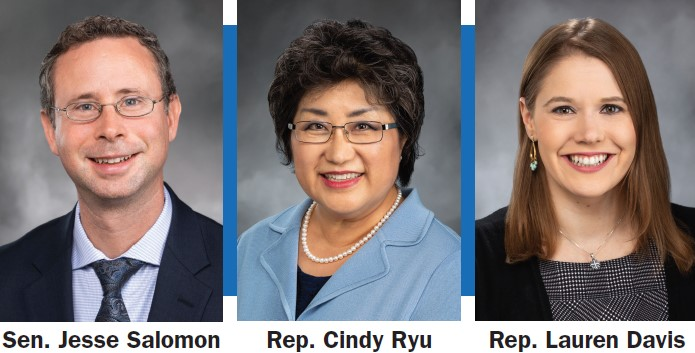 2019 Legislative Report to the 32nd District