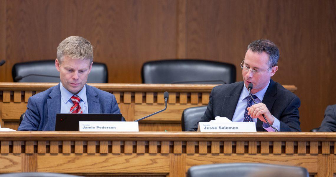 Everett Herald: Push for new gun laws triggers passion at Senate hearing