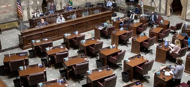 Sequim Gazette: Police accountability bills push through Legislature