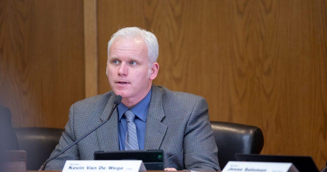 Van De Wege bill would align timber industry with state carbon goals