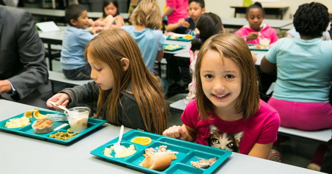 Wellman introduces bill to expand 'Breakfast After the Bell'