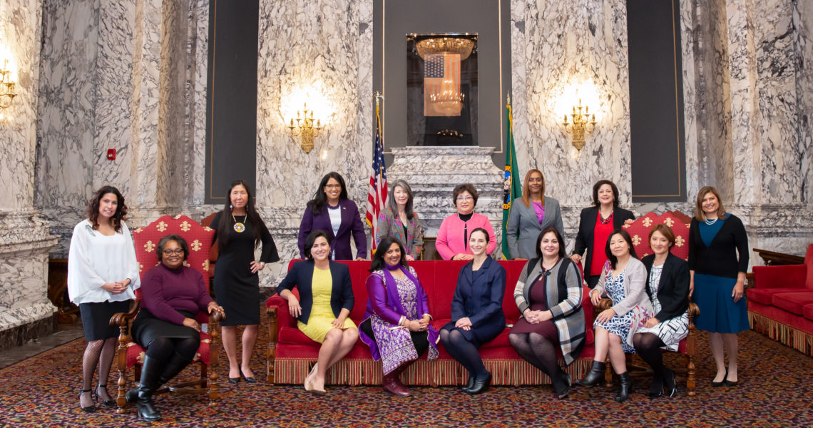 State Legislature welcomes one of the most diverse cohorts on record, including women of color