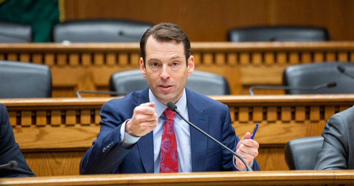 Statement from Senate Majority Leader Andy Billig (D-Spokane) on the independent investigation of Rep. Matt Shea