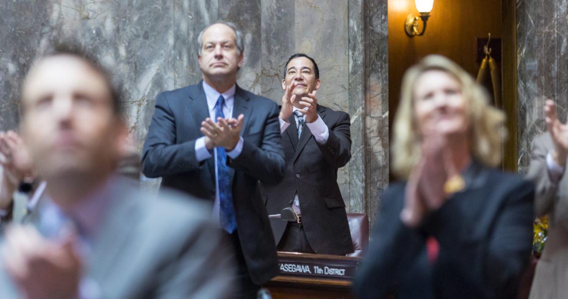Transportation budget heads to governor