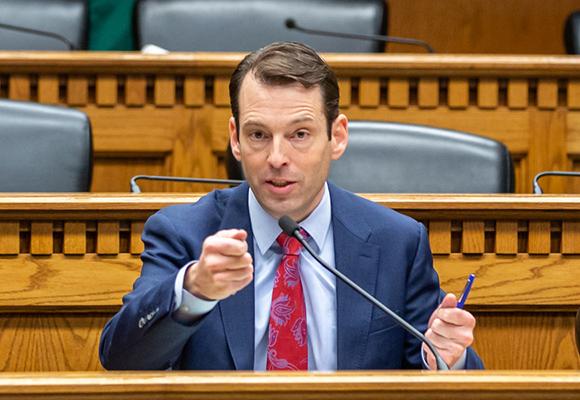 Sen. Billig statement on release of June Economic Revenue Forecast