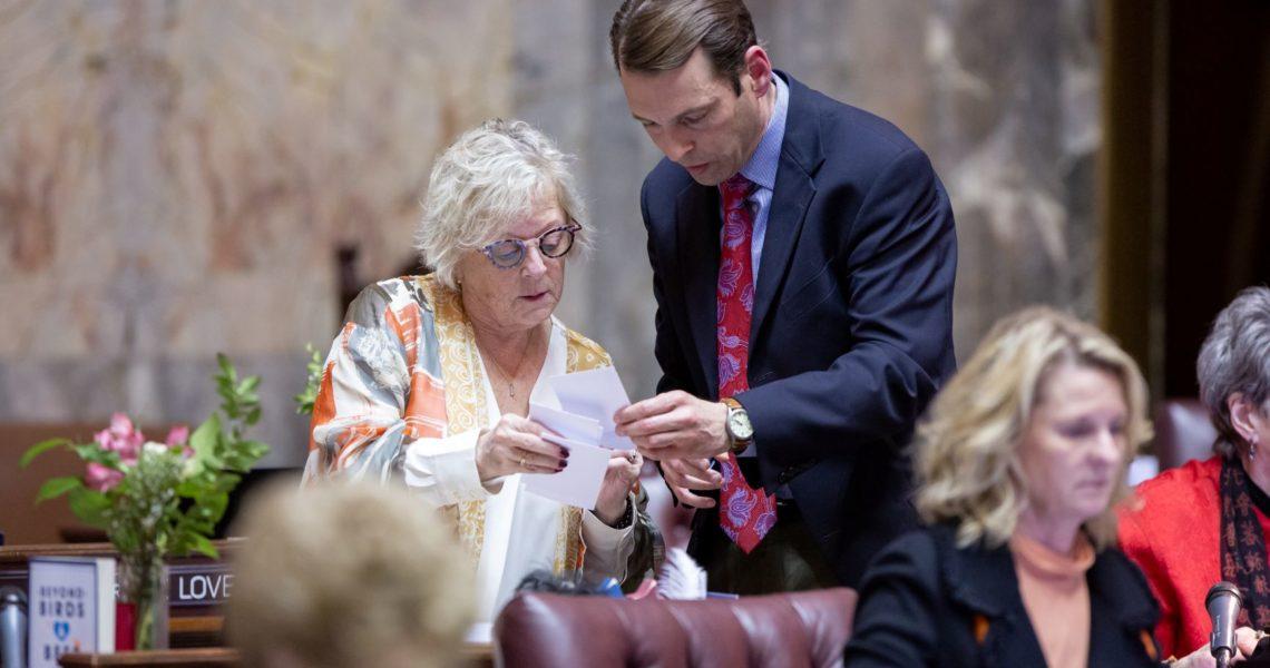 Senate passes Wilson's comprehensive sexual health education bill
