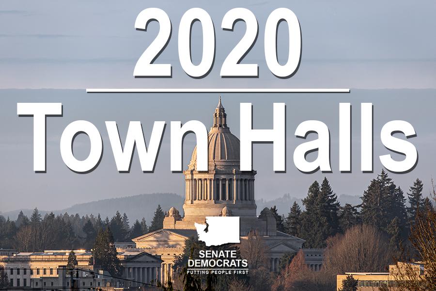 Upcoming Town Halls