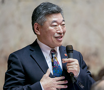Legislature passes Wilson bill creating commission on LGBTQ inequities