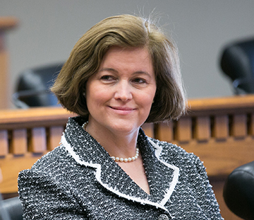Statement from Sen. Christine Rolfes on state revenue forecast