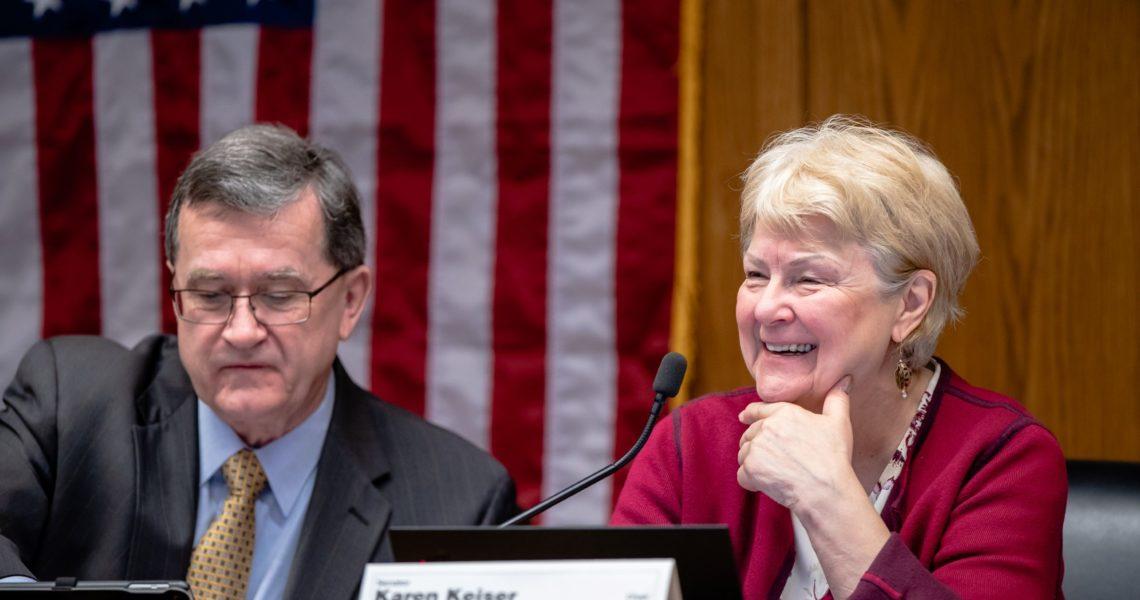 Senate passes $1.7 billion in unemployment insurance tax relief