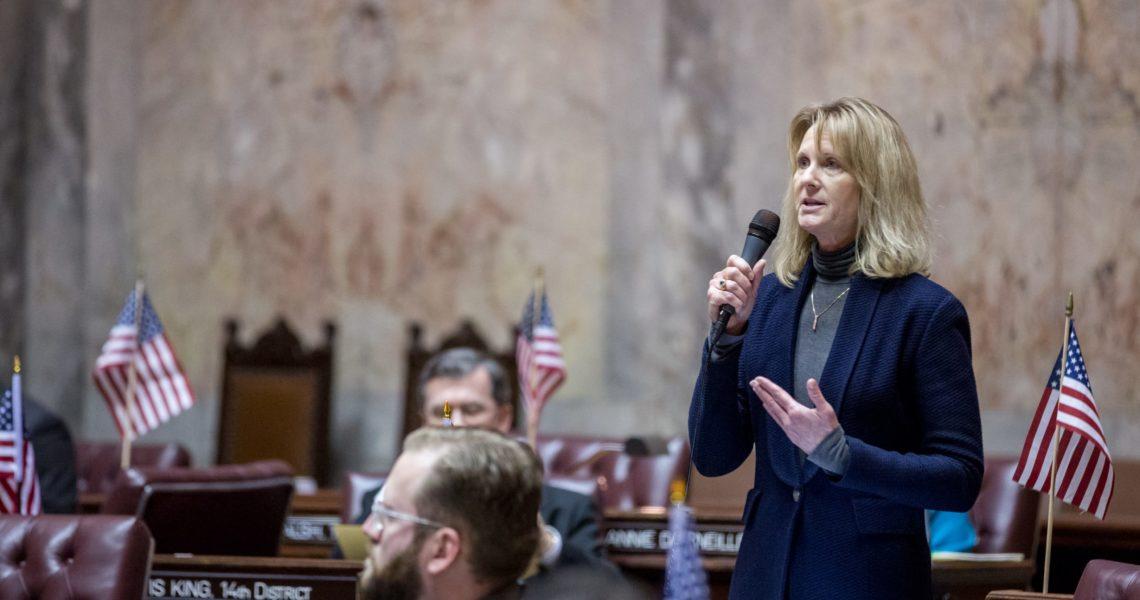 Kuderer's pregnancy protection bill wins Senate approval