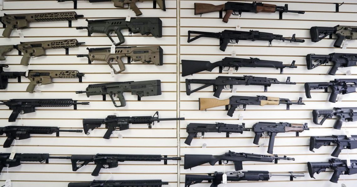 The Spokesman-Review: State and federal lawmakers push gun control bills in wake of Georgia, Colorado shootings