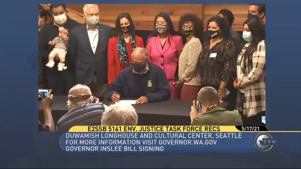 Governor approves Saldaña's HEAL Act to ensure environmental justice